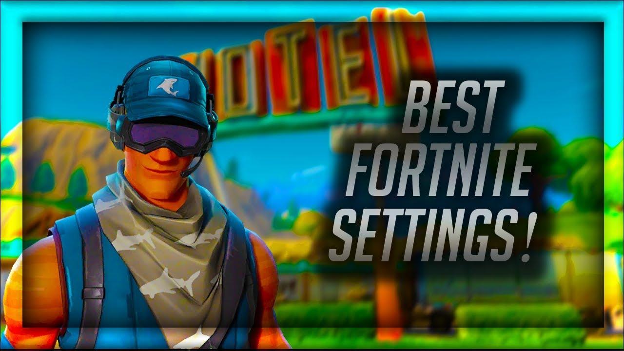 Best settings for fortnite ps4