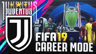 FIFA 19 JUVENTUS CAREER MODE - CHAMPIONS LEAGUE FINAL ON ULTIMATE! #14