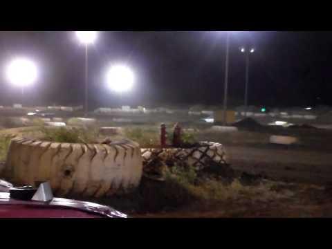 Doug Pitzer #22 Trophy Dash 4/1/17 Paradise Speedway Maui