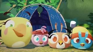 Злые птички Angry Birds Стелла 2 сезон 4 серия Стремясь к вершине все серии подряд