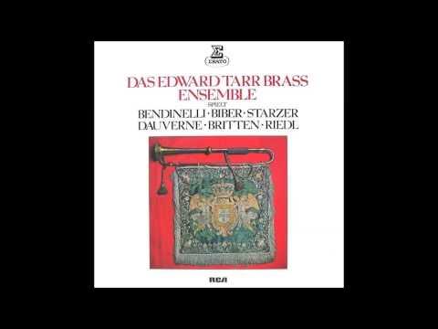 Edward Tarr Brass Ensemble - Benjamin Britten, Fanfare for St. Edmundsbury