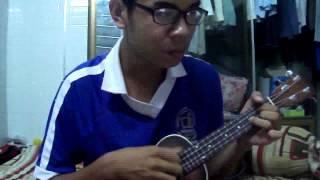 Ngày xưa em đến - Anh Khang (ukulele cover)