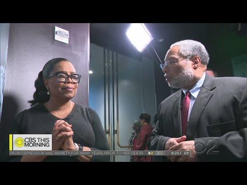 Oprah Winfrey On Smithsonian Exhibit Featuring Her Groundbreaking Show