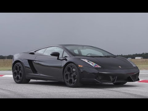 2004 Lamborghini Gallardo - (Track) One Take at the FIRM