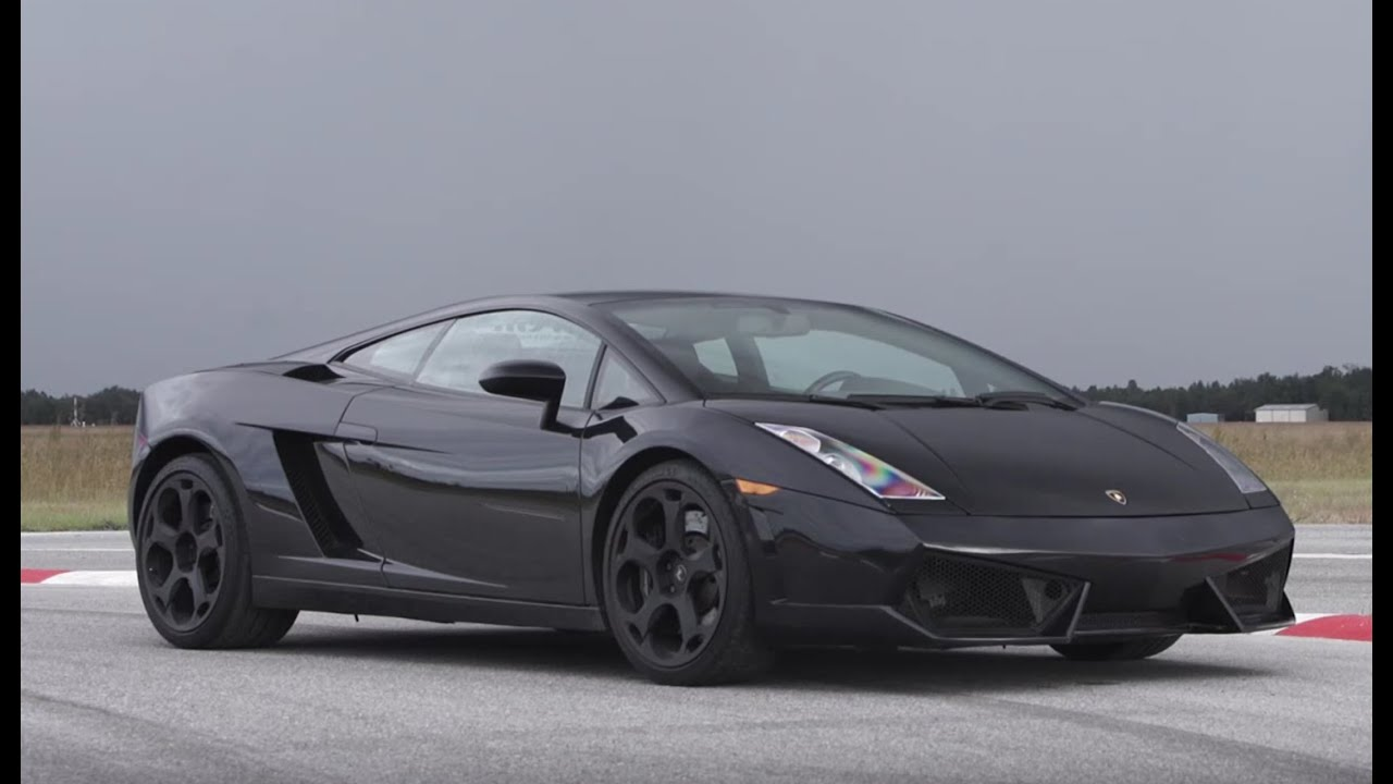 2004 Lamborghini Gallardo - (Track) One Take at the FIRM - YouTube