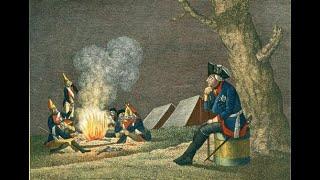 Jenseits des Tales standen ihre Zelte (+ Text)