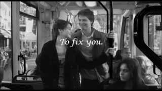 Fix You - The Fault In Our Stars - Hazel Grace x Augustus Waters