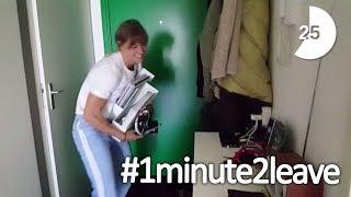 Doe de #1minute2leave challenge | Rode Kruis