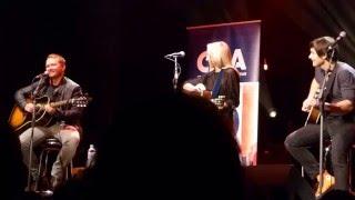 """Fuzzy"" - Shane McAnally at CMA Songwriters, London, 2016."