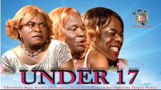 Now showing on Nollywoodpicturestv is the movie Under 17. This is a...