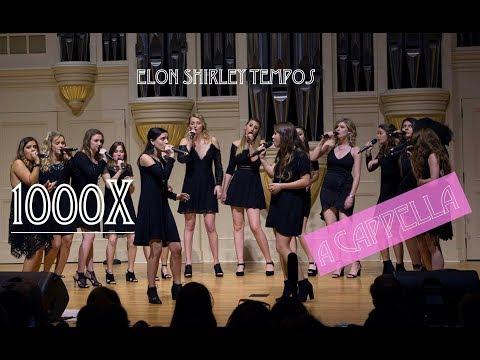 1000x (Jarryd James) - Shirley Tempos A Cappella
