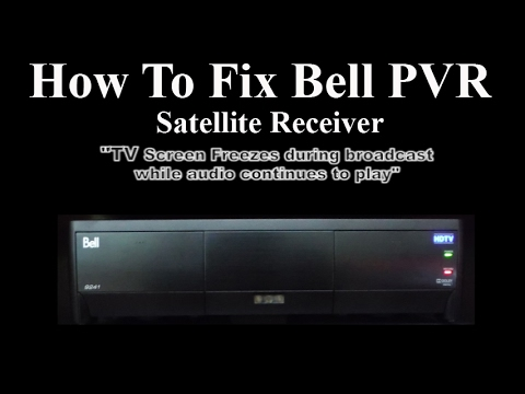 bell receiver 9242 hook up