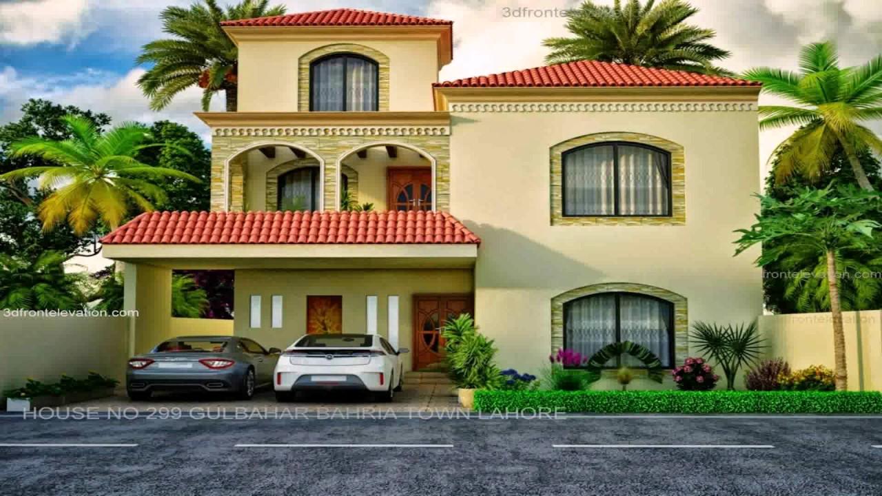 8 marla house design pakistan youtube for 8 marla home designs