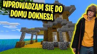 WPROWADZAM SIĘ DO DOKNESA NA LIVE | Minecraft Ferajna 4 NA ŻYWO! - Na żywo
