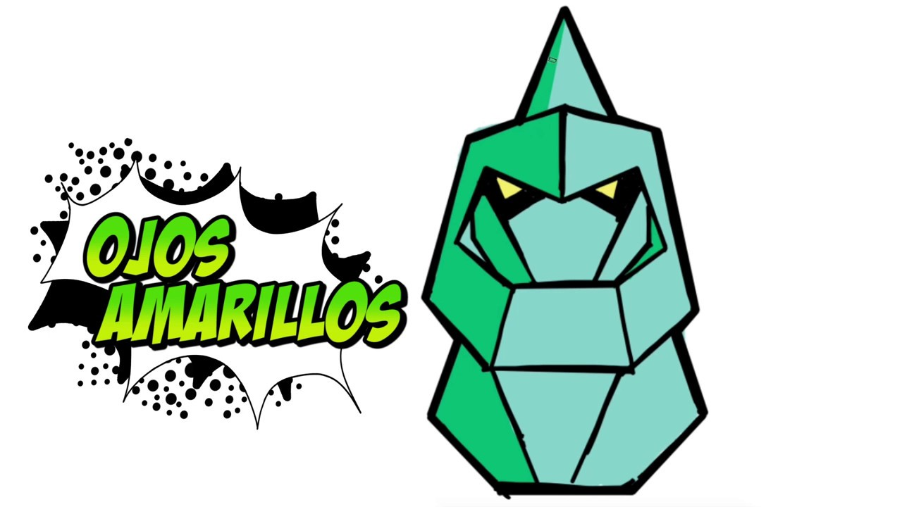 NivelGeek #Ben10 Como dibujar la cabeza de #Diamante - YouTube
