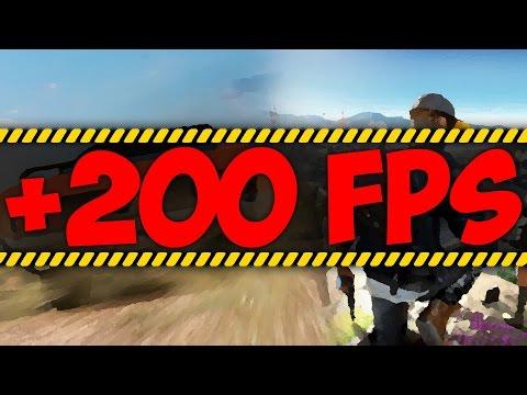 +200FPS ВО ВСЕХ ИГРАХ!