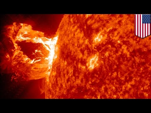 White House has plan should space weather plunge world into darkness