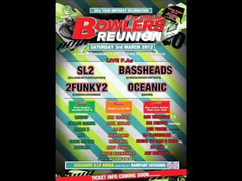 Dj Rob Tissera Bowlers Reunion 3/3/2012