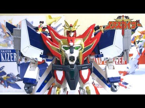 【the-brave-fighter-exkizer】takara-mp-great-exkaiser-wotafa-s-review