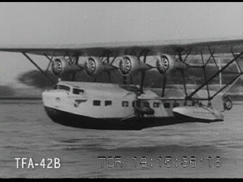 Pan Am To South America 1935