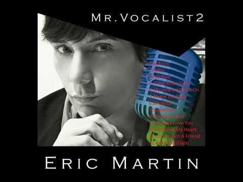 Eric Martin Mr Vocalist 2