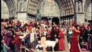 吉普赛歌舞-《巴黎圣母院》精彩片段, Gipsy Dance from The Hunchback of Notre Dame