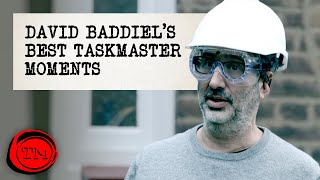 David Baddiel's Best Taskmaster Moments