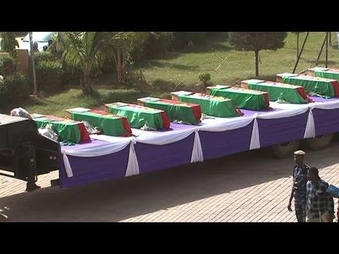 Burkina: obsèques des victimes burkinabè du crash d'Air Algérie