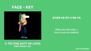 Key - The Duty of Love