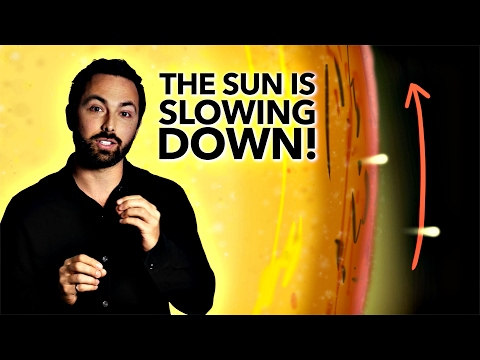 Why is the Sun Slowing Down?