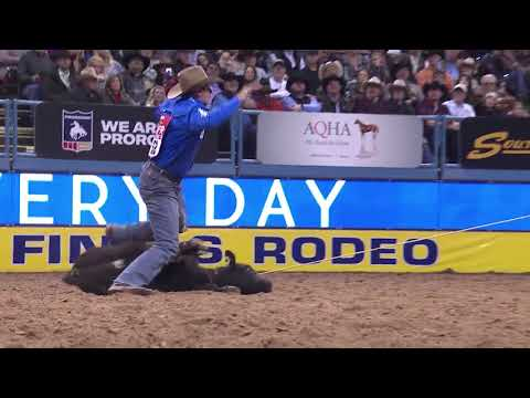 2018 Wrangler NFR Round 6 Highlights