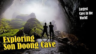 Most Amazing Cave in the WORLD! | Son Doong Cave Expedition