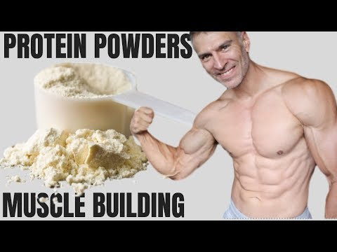 Protein Powder | How To Use To Build Muscle