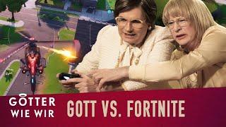 Gott testet Internet-Trends – Let's Play Fortnite