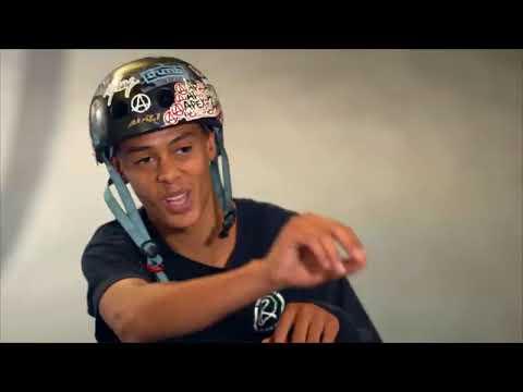 ISA World Champion 2017 - Dante Hutchinson (Gillette World Sport)