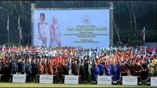 Thousands celebrate Sabah governor's 65th birthday
