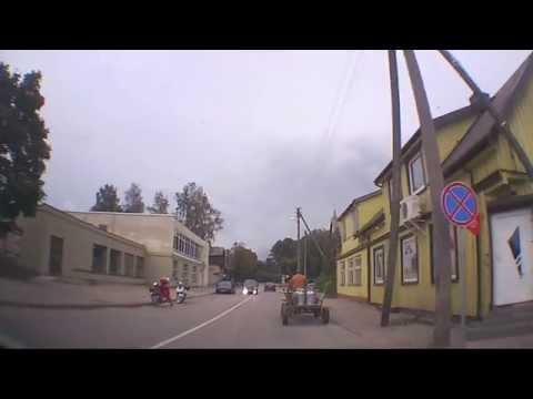 Virtualus Ylakių turas / Virtual Tour of Ylakiai, Lithuania