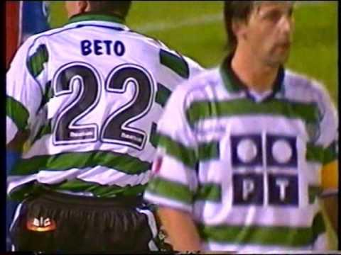 Alverca - 0 x Sporting - 0 (0-0 ap) de 2001/2002 Taça de Portugal 1/8 Final