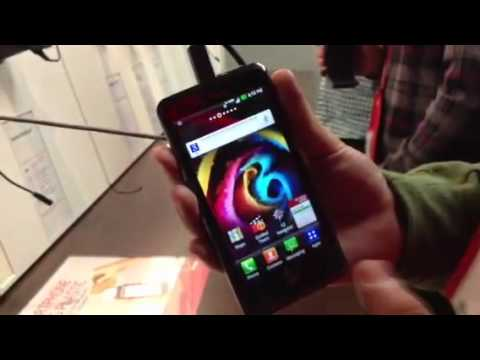 Hands-On with the LG Spectrum
