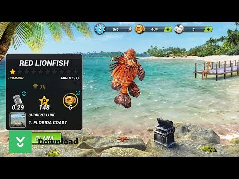 Fishing Clash: Catching Fish Game. Bass Hunting 3D - A  Fishing Simulator
