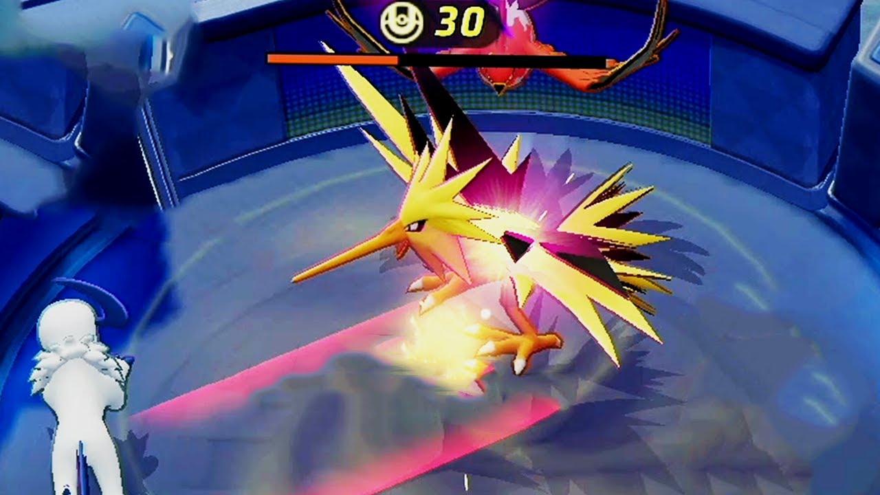 Pokemon Unite Switch - Slowbro & Zapdos Gameplay Online Match Gameplay No Commentary Walkthrough - YouTube