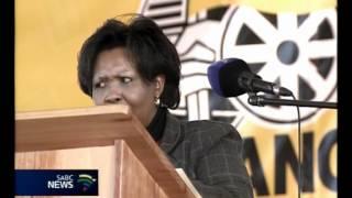 Special memorial service held for Rev. Chabaku