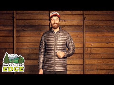 Patagonia Men&39s Ultralight Down Jacket - YouTube