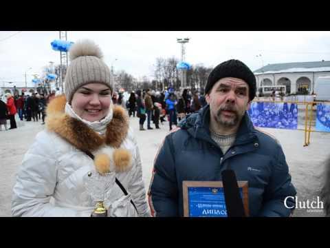 VIII Фестиваль снежных и ледовых скульптур   Кострома 2016
