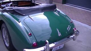 Austin Healey 3000 MKIII 1965 -VIDEO- www.ERclassics.com