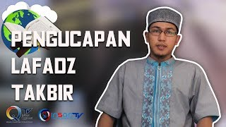 Ustadz Hamdani Aboe Syuja' - Kesalahan Dalam Pengucapan Lafadz Takbir