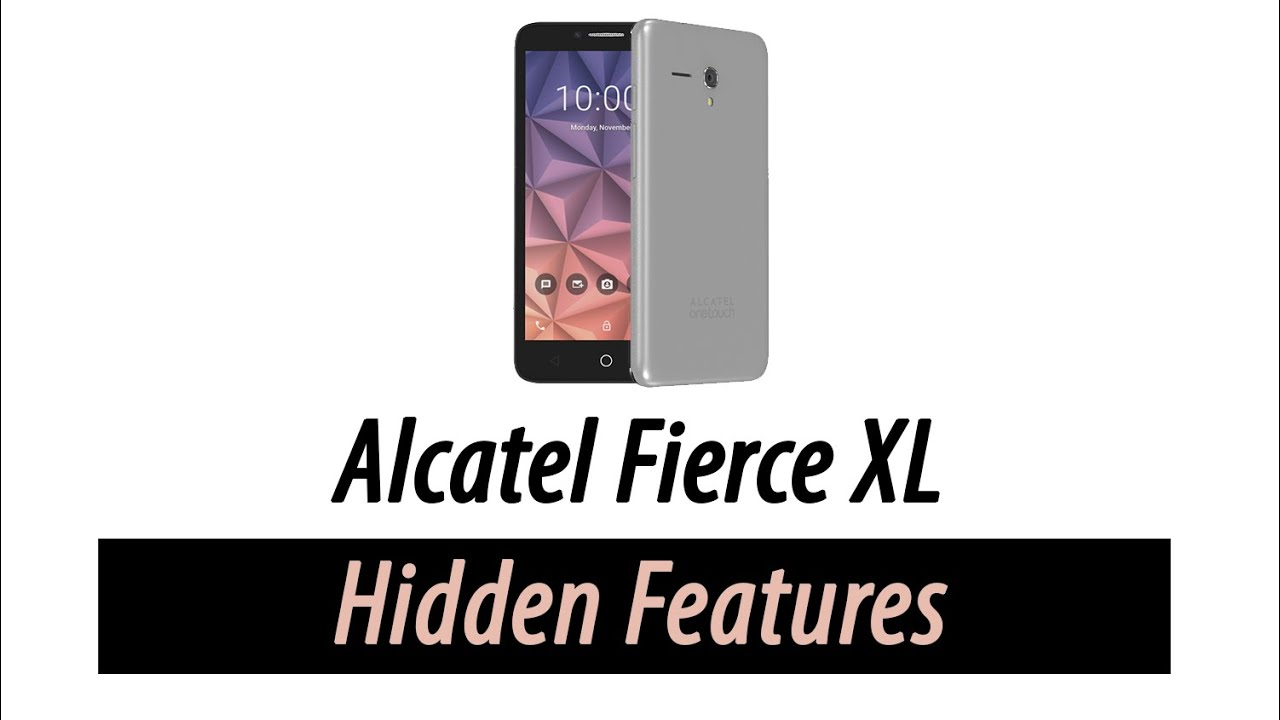 Alcatel Fierce 4 Cyanogenmod