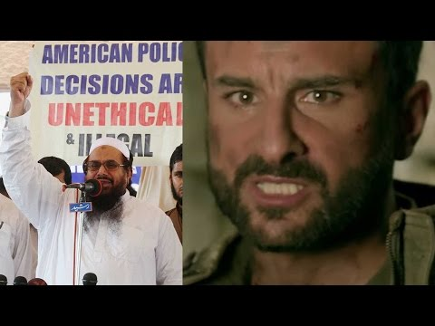 Hafiz Saeed seeks ban on Saif Ali Khan's 'Phantom' in Pak