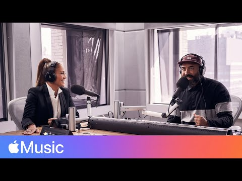 Jennifer Lopez: Selena and 'Medicine' feat. French Montana | Beats 1 | Apple Music