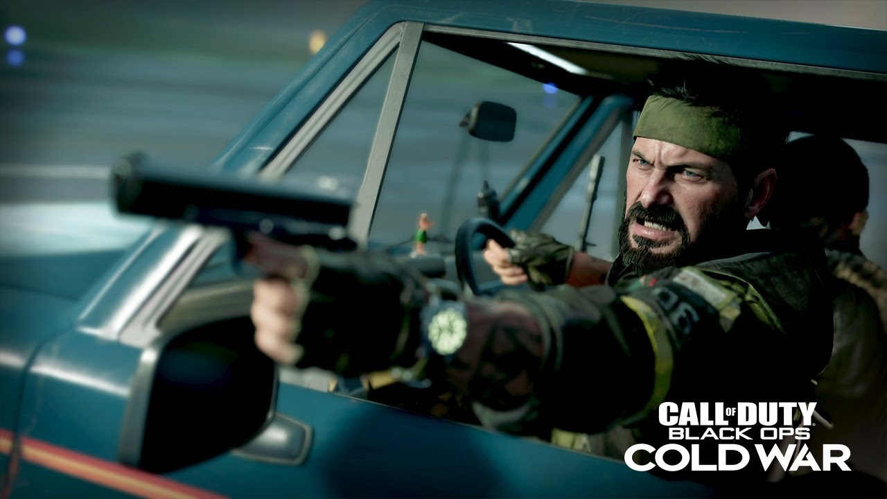 'Nowhere Left to Run' Teaser - Call of Duty: Black Ops Cold War